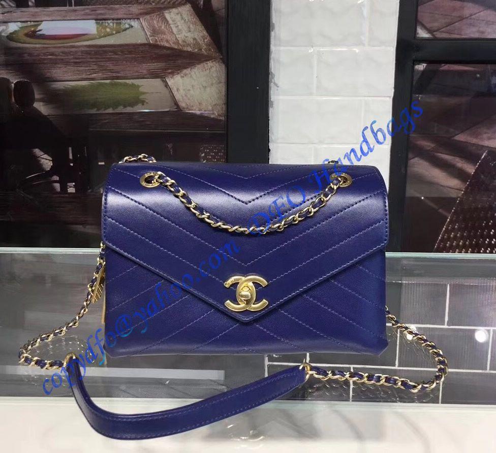 Chanel Envelope Flap Bag Blue Chanel Bag Chanel Handbags Chanel Handbags Red