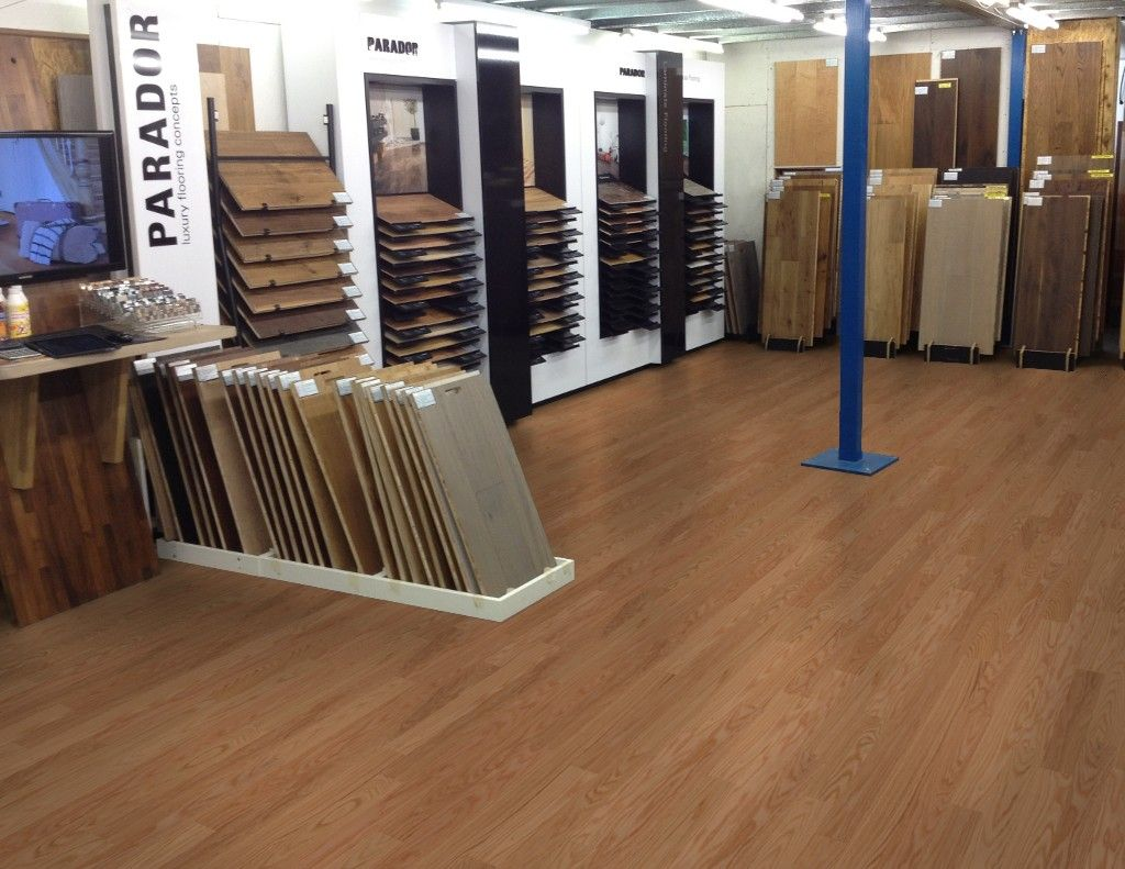 North London Floors Wood Floor Showroom In London