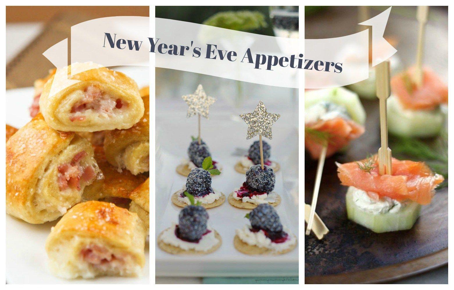 New Year's Eve Appetizers New year's eve appetizers