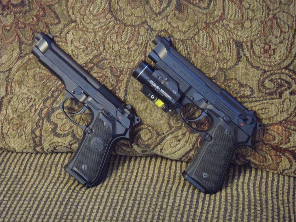 Pin on Beretta M9A1
