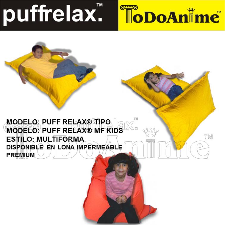 Puff Cama Multiforma Niño  M kids