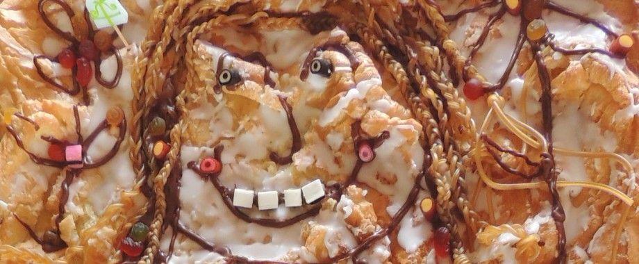 Nem æblekage | Den glade kagekone