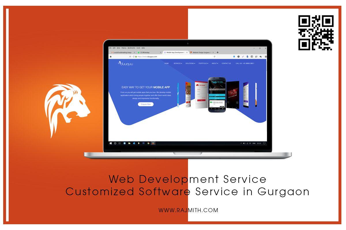 Rajmith Is A Gurgaon Based Web Development Service Customized Software Service Company In Gurgaon We Offering We Web Development Development App Development