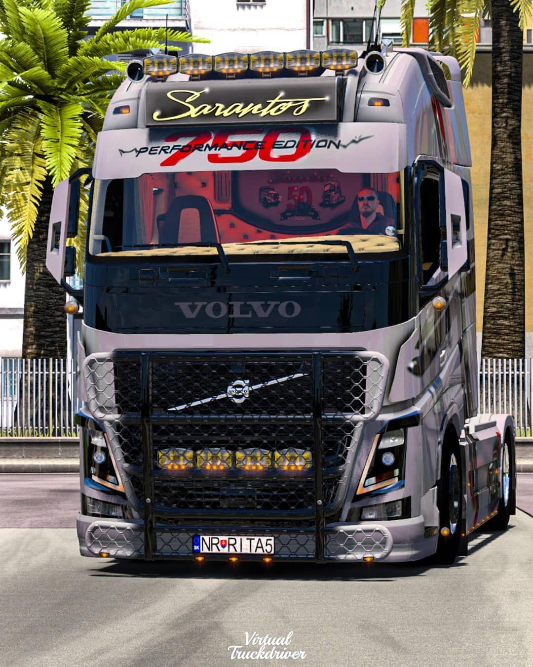 Virtual Truckdriver On Instagram Sarantos Petropoulos