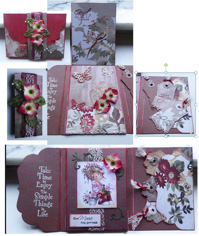 WT578 Flowers for Lore (inside) by niki1 - Cards and Paper Crafts at Splitcoaststampers