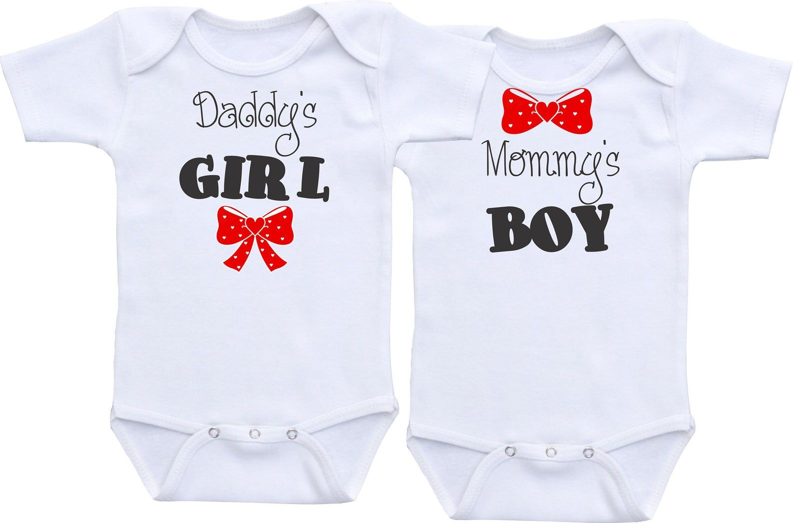 Baby Twin Onesies Twin Baby Shower Gift Twin Outfits Twin Clothes Boy Girl Twins Baby Onesies Twin Gift Little Miss Little Mister