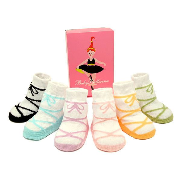 Trumpette Ballerina Socks Gift Set Baby Girls 30 Liked On