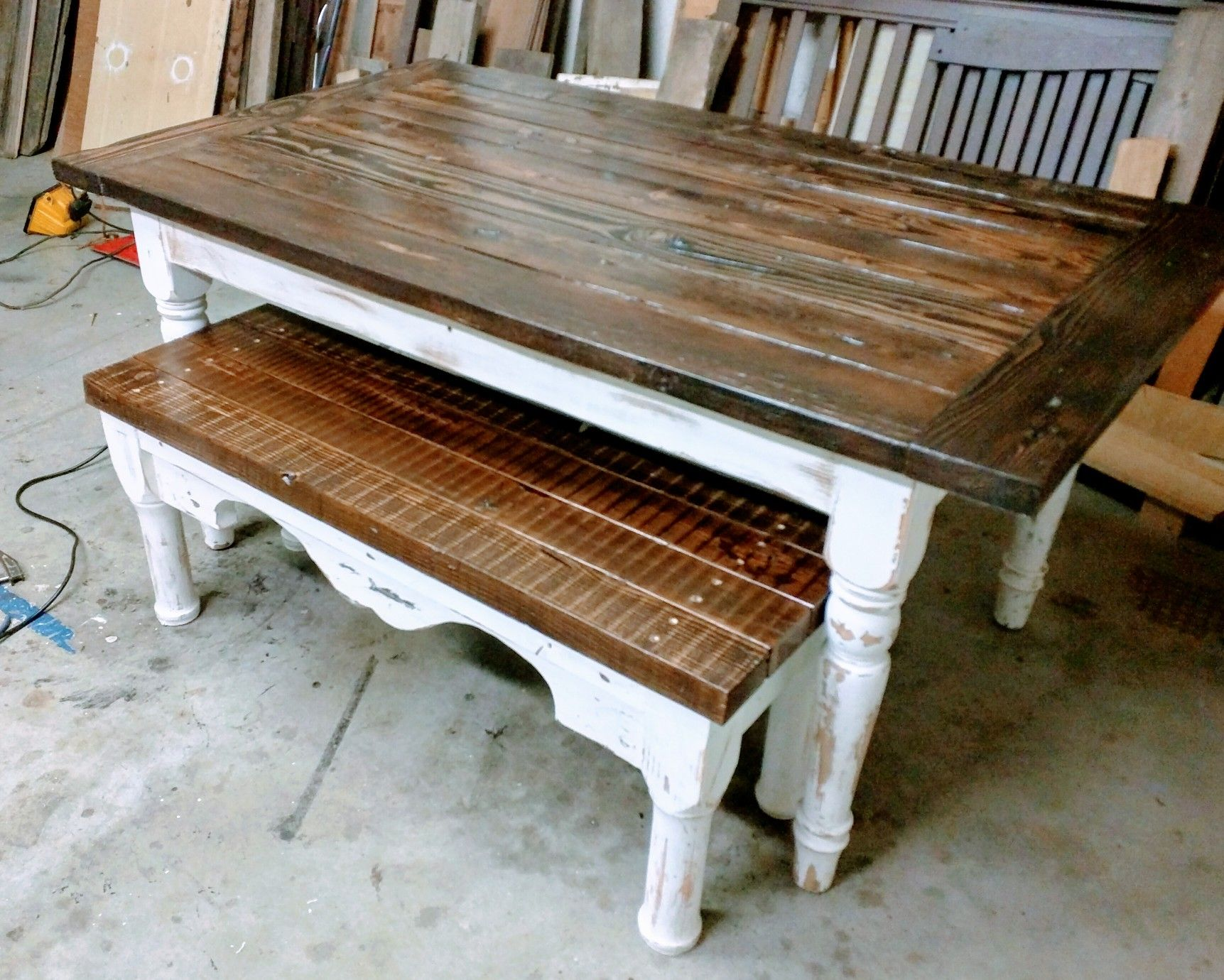 Pin by scott turner on my projects | Dining table, Rustic ...