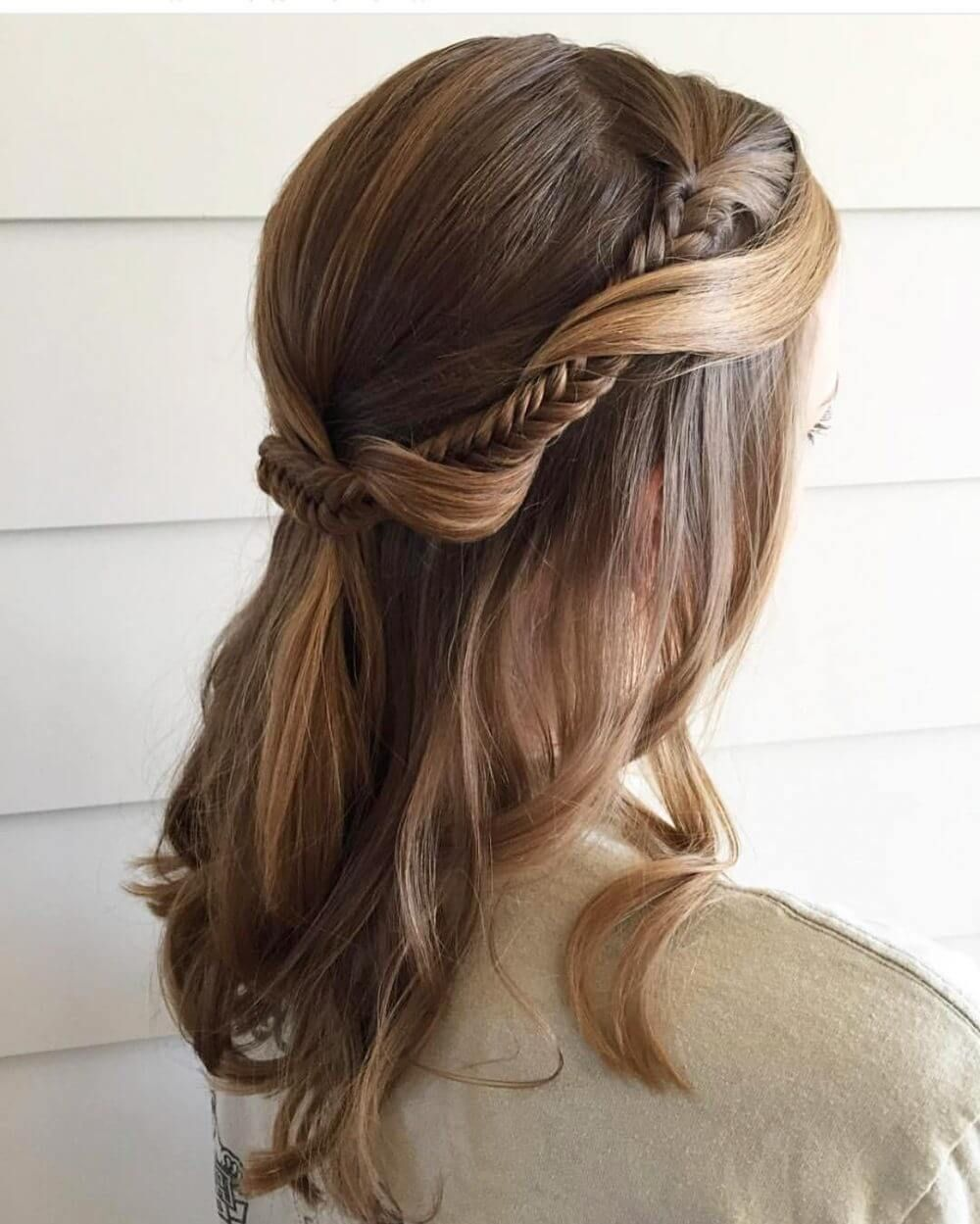 16 Simple Quick Easy Hairstyles Easy Cute Hairstyle In 2020 Easy Formal Hairstyles Easy Hair Updos Easy Homecoming Hairstyles