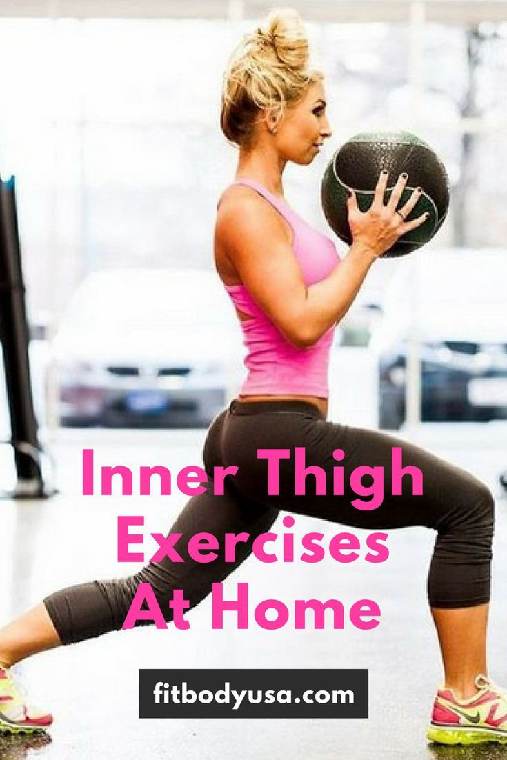 Inner thigh exercises at home 10minute tone up