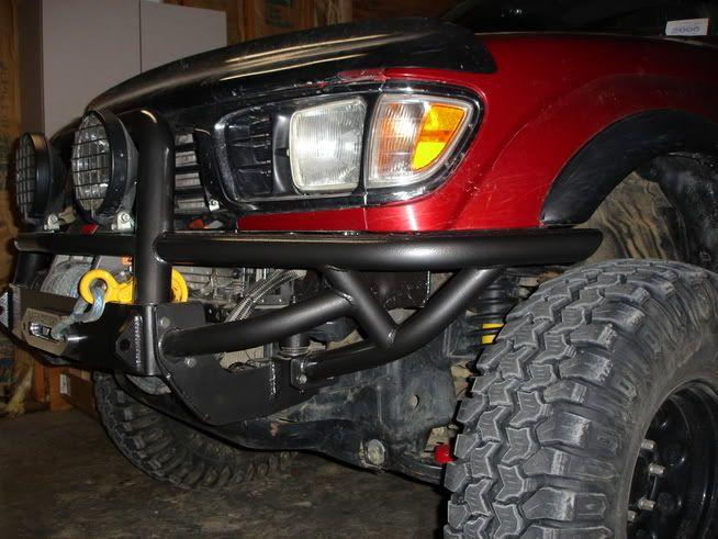 Demello rear wrap around bumper, Feeler. | TTORA Forum