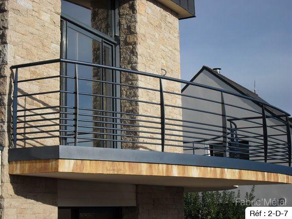 fabricant garde corps acier pour l 39 ext rieur en bretagne. Black Bedroom Furniture Sets. Home Design Ideas