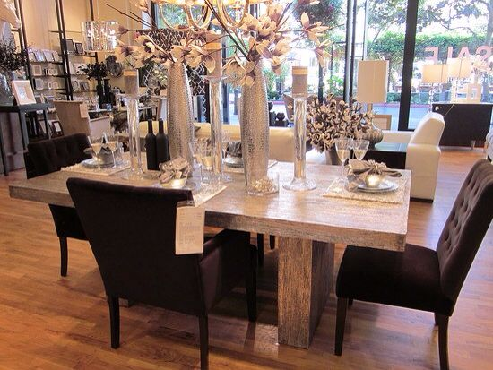 Zgallerie Timber Dining Table Rooms Home Decor Timber Dining