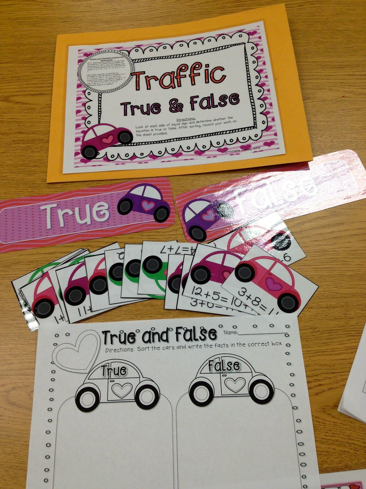 Tons Of Math And Literacy Centers For Valentine S Day