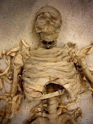 How Mummies Are Mummified?