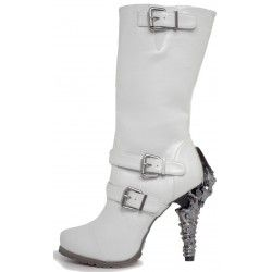 Boot, Combat Boot | Gothic boots, Heels