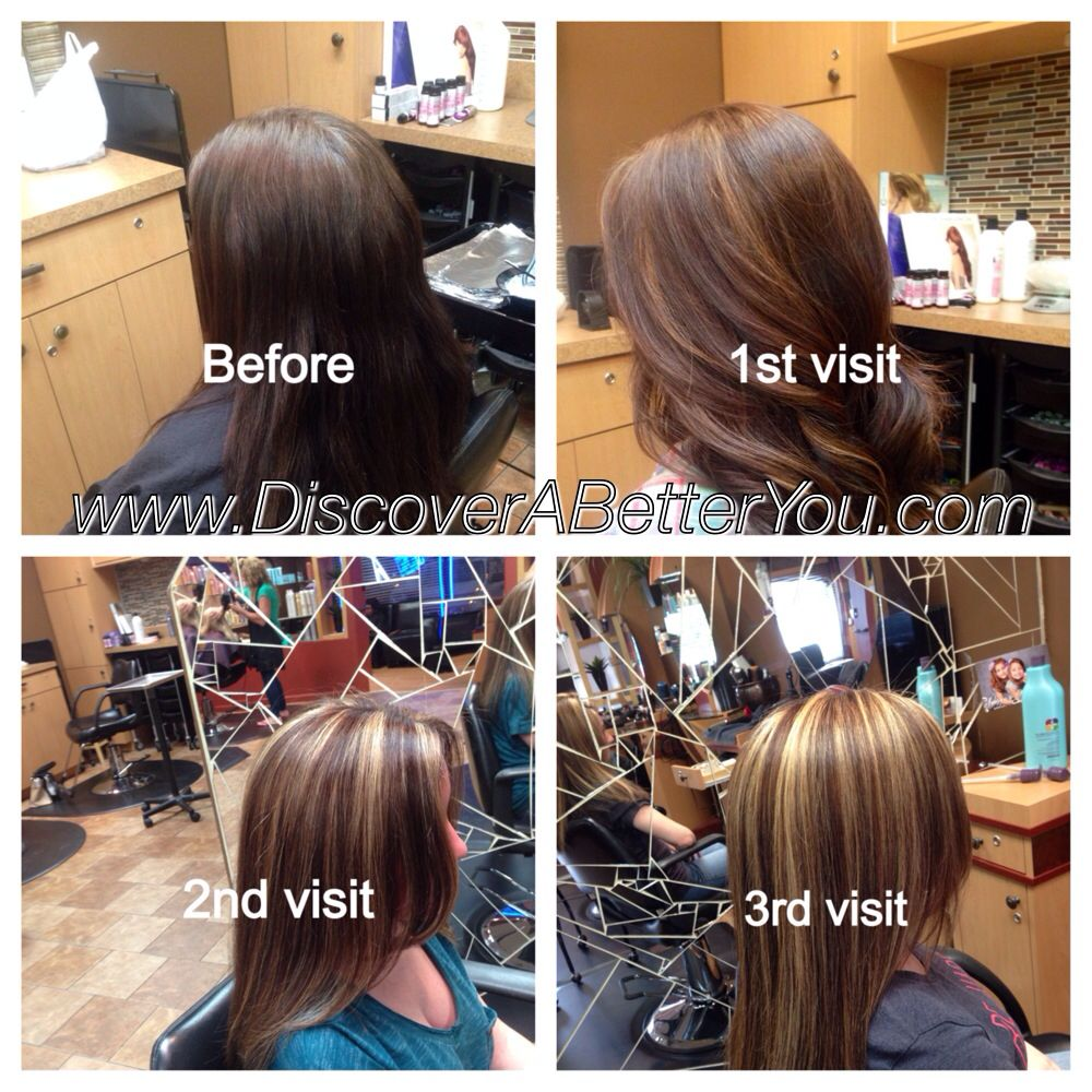 My Latest Color Transformation From Dark To Light Transitioning Hairstyles Dark To Light Hair Light Hair
