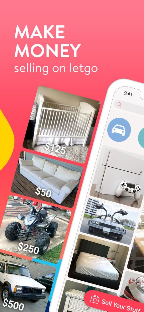 ‎Letgo App Buy & Sell Used Stuff. Post with Image