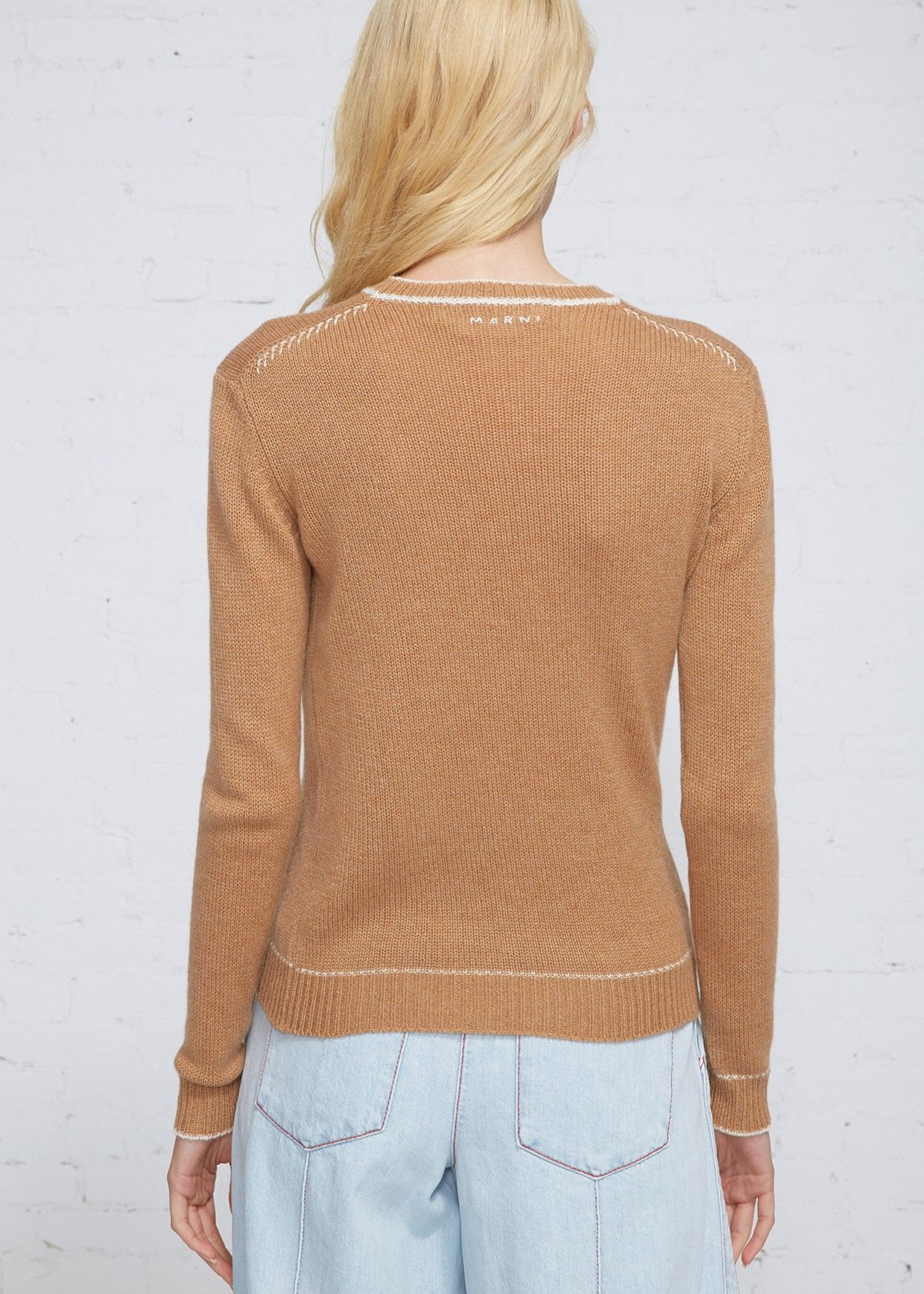 7d154b436acb8d Totokaelo Crew Neck Sweater - Knitwear - Apparel - Womens | style ...