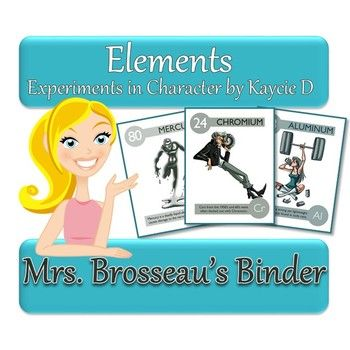 Elements experiments in character powerpoint to introduce the elements experiments in character powerpoint to introduce the periodic table free on tpt chemistry pinterest periodic table chemistry and high urtaz Image collections