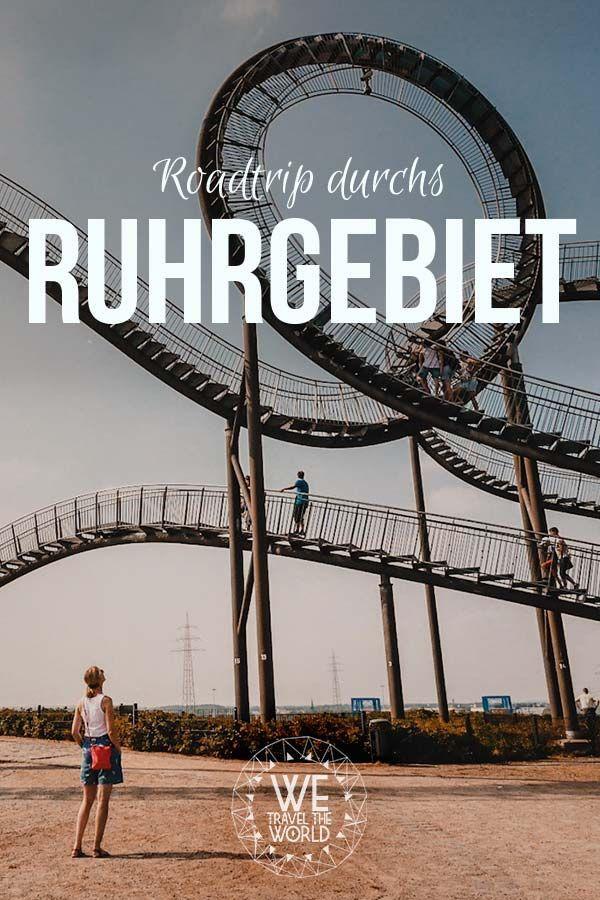 Recorrido por el área de Ruhr: 12 fantásticas vistas y aspectos destacados del área de Ruhr en la ruta de la cultura industrial [Werbung]