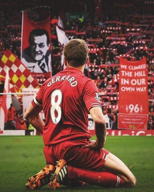 Liverpool Wallpaper: Pin By Darren Eck' On Liverpool YNWA