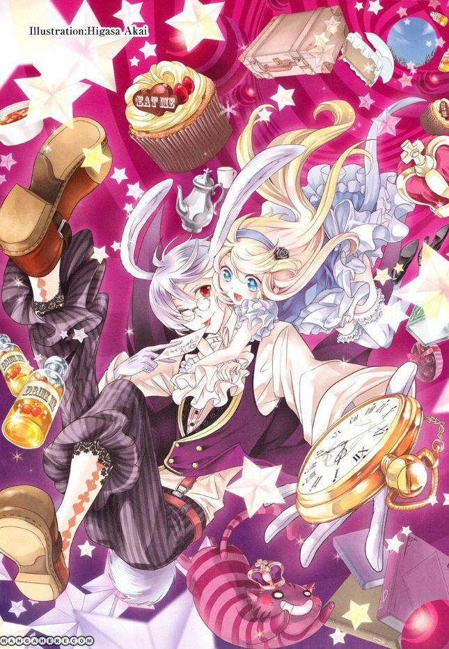 Alice In Wonderland Manga Online