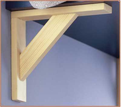 equerre bois country la piece achetez et comparez les prix avec etagere. Black Bedroom Furniture Sets. Home Design Ideas