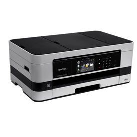Brother Unveils Sleek Inkjet AllinOne Printer Brother printers