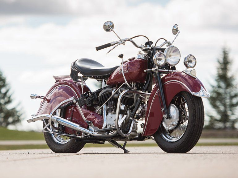 1947 Indian Chief Roadmaster Indian Chief Bike Indian Motorbike Indian Chief