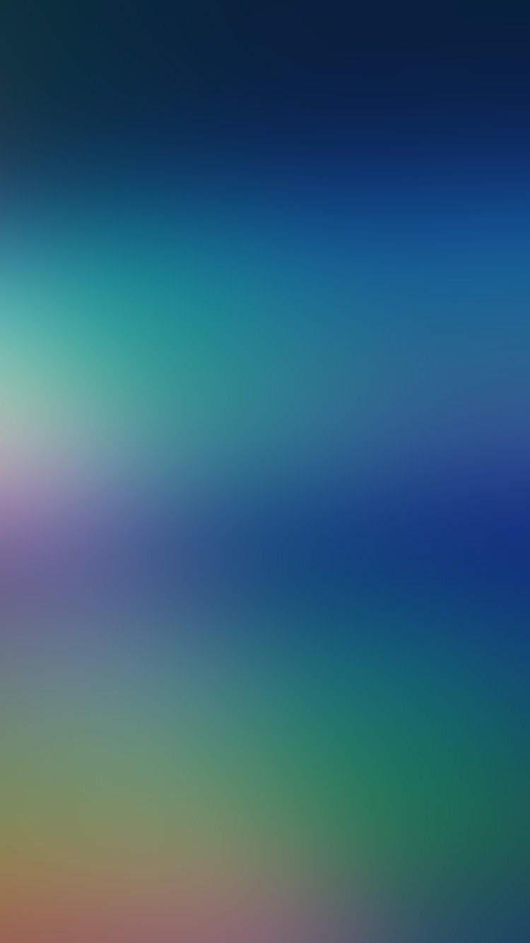 Blue Space Dark Blur Gradation Wallpaper Hd Iphone In 2019