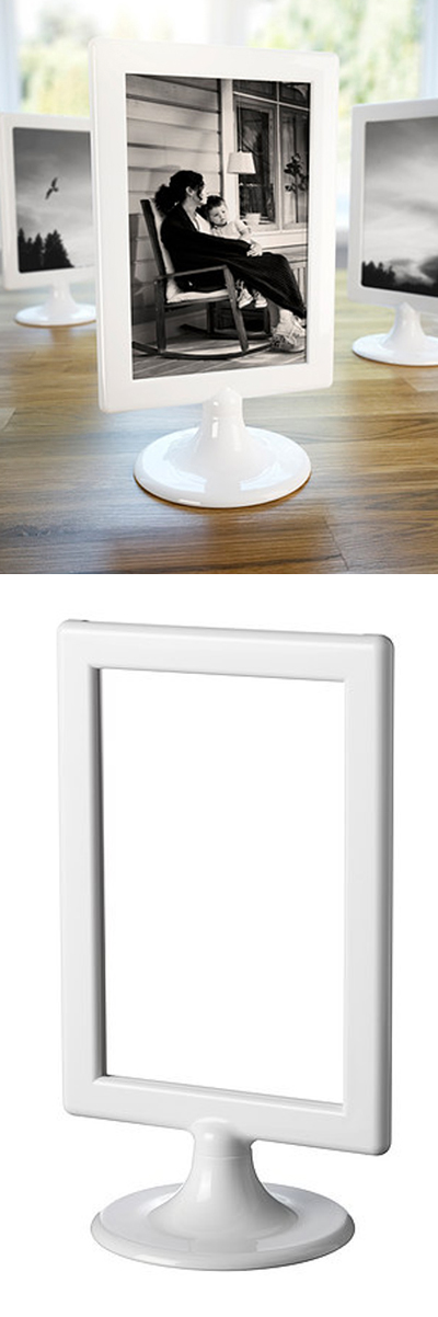IKEA - TOLSBY Frame for 2 pictures white | 99 cents, Table numbers ...