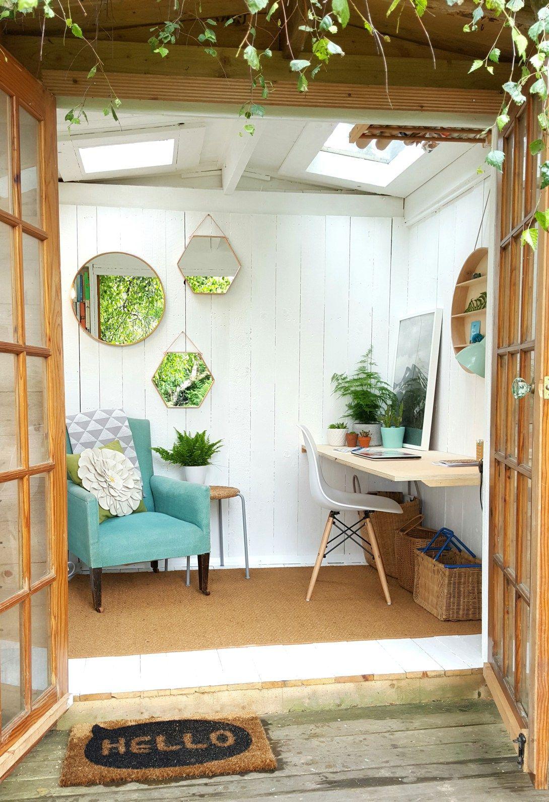 She Shed? Garden Room? Heaven.