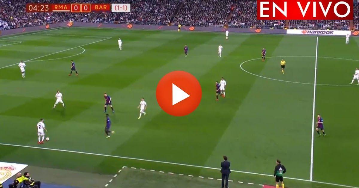 EN VIVO VALENCIA vs REAL MADRID LA LIGA 2019 PARTIDO