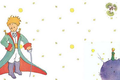 le petit prince @Christine Tran. Do you remember this?