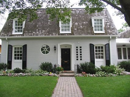 Exterior house paintin in rosedale and moore park areas by certapro painters of toronto for Light gray exterior house paint