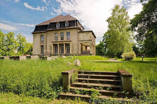 Schloss B Rnicke Bernau Deutschland Uckermark Barnim