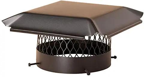 Amazon Com Spark Arrestor Chimney Caps Stove Fireplace
