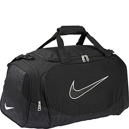 La recherche de fitness Essential Sac fourre-tout de voyage et sac de sport Large gris/noir 2uau2OH