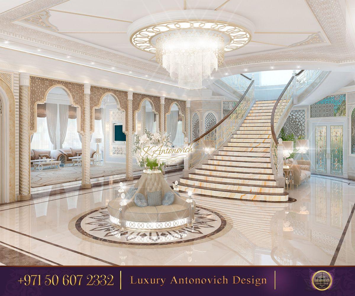 Amazing Interior Solution From Luxury Antonovich Design Just