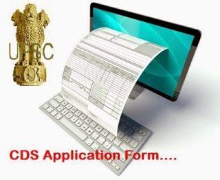 Cds 2018 Application Form Upsc Cds I Notification Apply Online