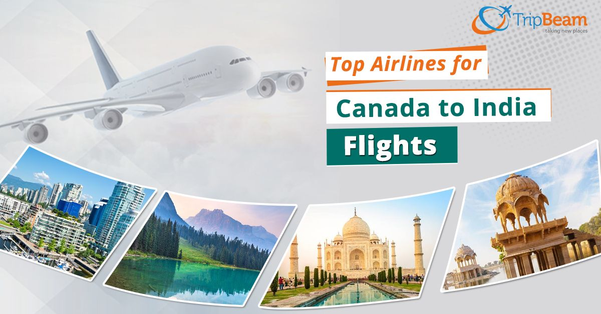 9 Airlines to Book Canada to India Flights!  Travel exchange between Canada and India is increasing annually. A lot of ex-pats have settled in either country, and both destinations have a lot of value as tourist destinations. To check the airlines list , click the link in bio @tripbeamcanada.  #BestAirlines #Travellers #expats #CanadaToIndia #FlightDeals #ExploreIndia #canadatoindiaflights #travel #airlinetravel #topairlines #traveltips