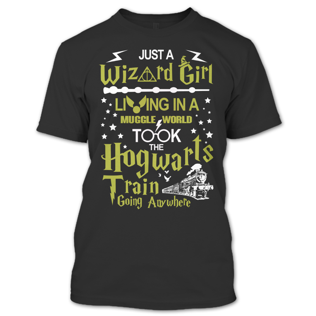 0514784e8 Books Turn Muggles Into Wizards, Harry Potter T Shirt, Harry Potter and the  Cursed