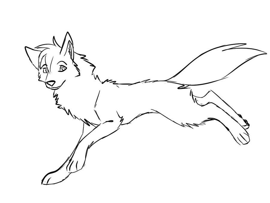 Free printable wolf coloring pages for kids animal