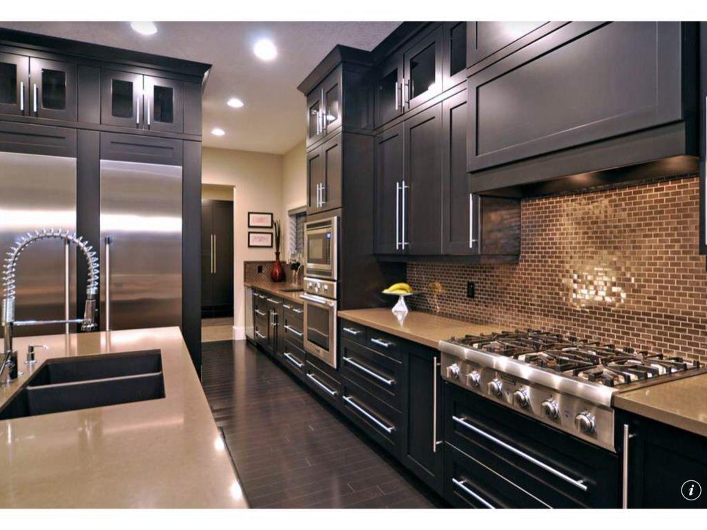 45 Galley Kitchen Layout Ideas Photos Modern Kitchen Design Luxury Kitchens Modern Kitchen