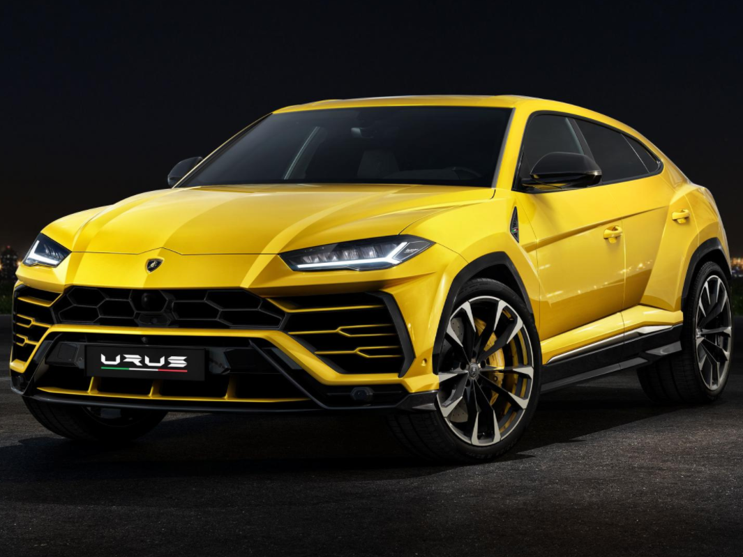 Lamborghini just unleashed the fastest SUV in the world ...