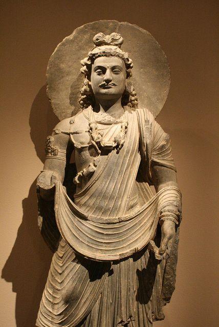 Standing Bodhisattva Maitreya (Buddha of the Future)   Flickr - Photo Sharing!