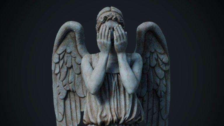 Weeping Angel In 2020 Weeping Angel Doctor Who Weeping