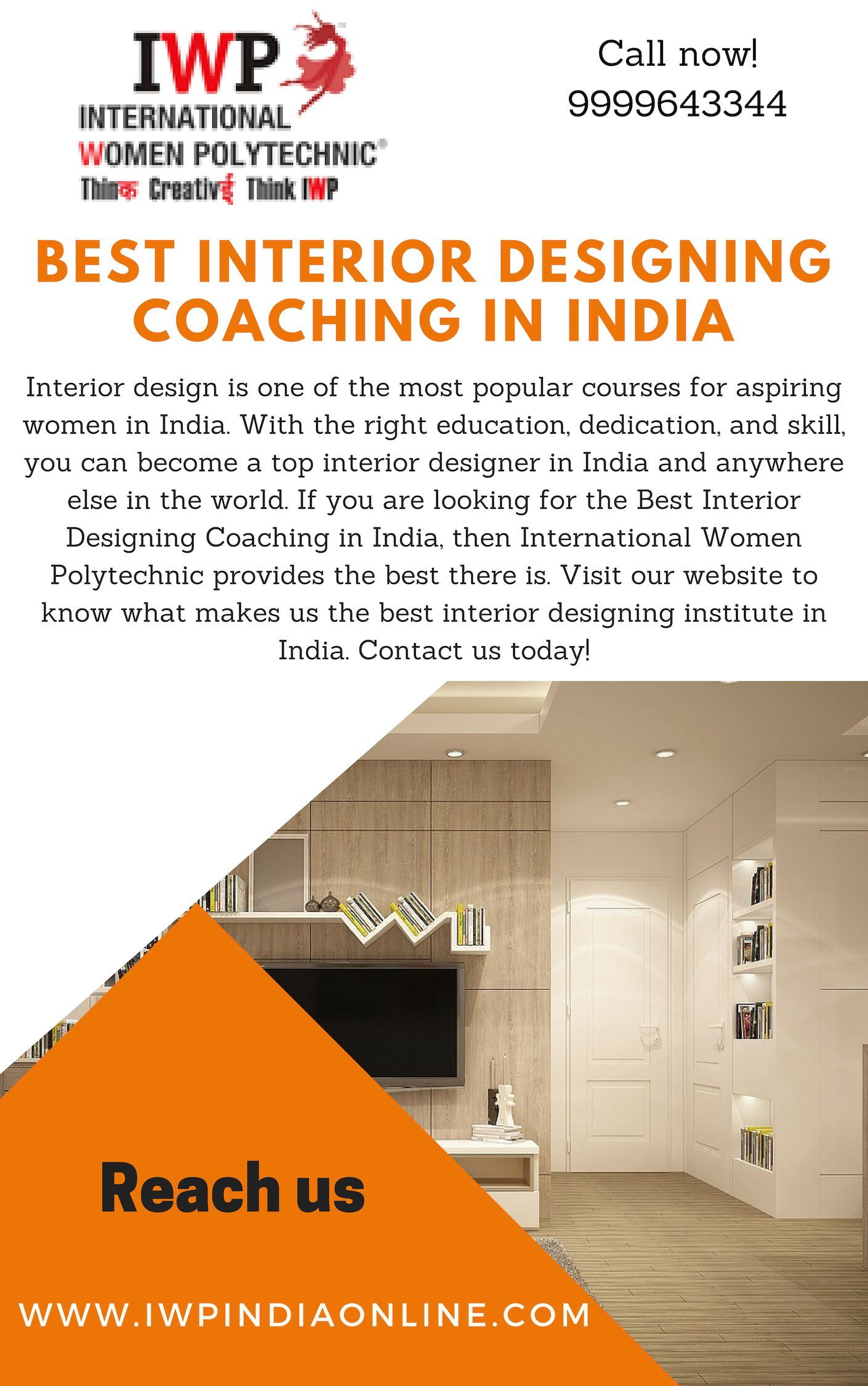 Iwp Is One Of The Best Interior Designing Coaching In India We Offer A Wide Range Of Courses Tha Interior Designers In Hyderabad Interior Design Best Interior
