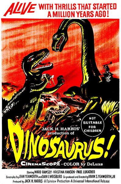 Dinosaurus Movie